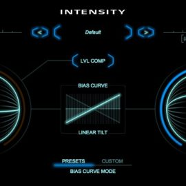 INTENSITY BY ZYNAPTIQ BRINGS DESIRABLE DETAIL AND LOUDNESS TO YOUR AUDIO BASED ON SCIENCE!